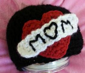 Mom tattoo Beanie